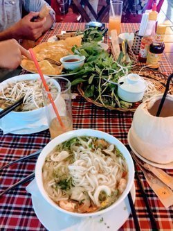 Pho Banh Xeo authentic vietnamese food