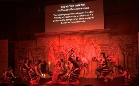 Traditional Cambodian Dance Show