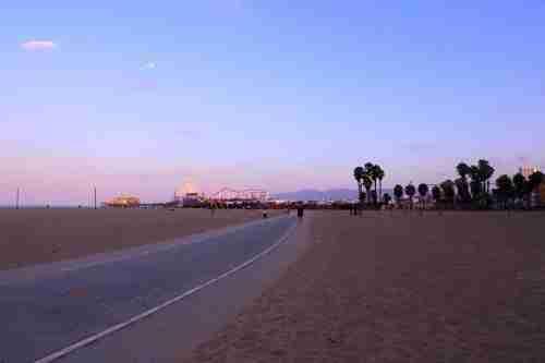 Santa Monica diverse culture