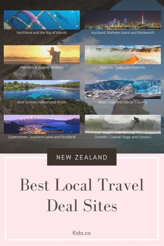 New Zealand Best Local Travel Deal Sites Featured