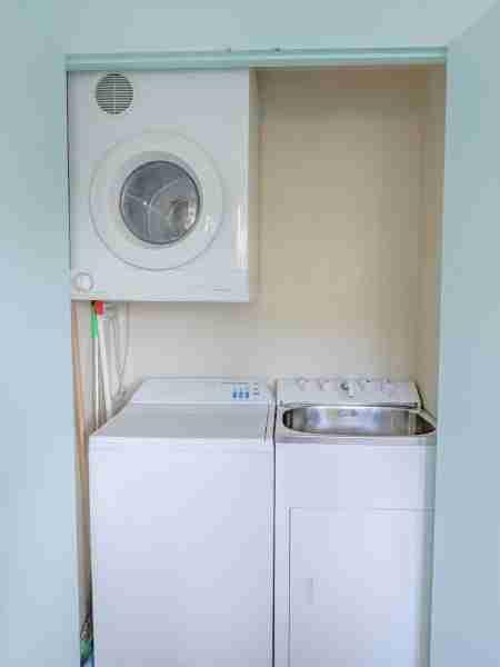 Capri On Pilot Bay serviced apartment laundry